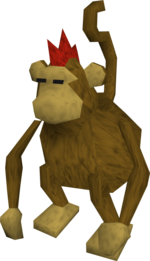 Karamja monkey