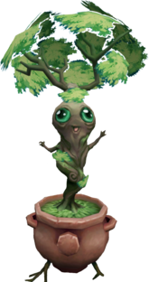 Big sprout