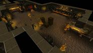Elemental Workshop fire room