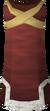 Royal leggings detail