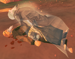 Dead monk (Mazcab)