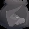 Iron minotaur pouch(u) detail