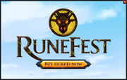 RuneFest 2016 popup