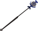 Body talisman staff detail