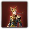 Feline outfit icon (male)
