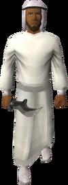 Bedabin Nomad Guard