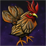 Evil Chicken icon