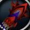 Superior dragon claw detail