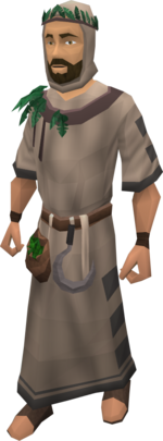 Guthixian High Druid