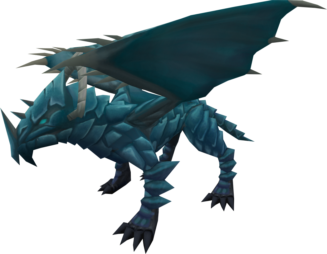 how to get to adamant dragons osrs