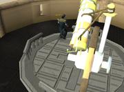 Repairing the telescope