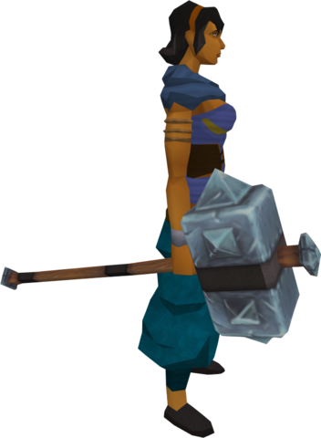 File:Barbarian maul equipped.png