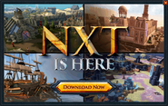 NXT is here popup