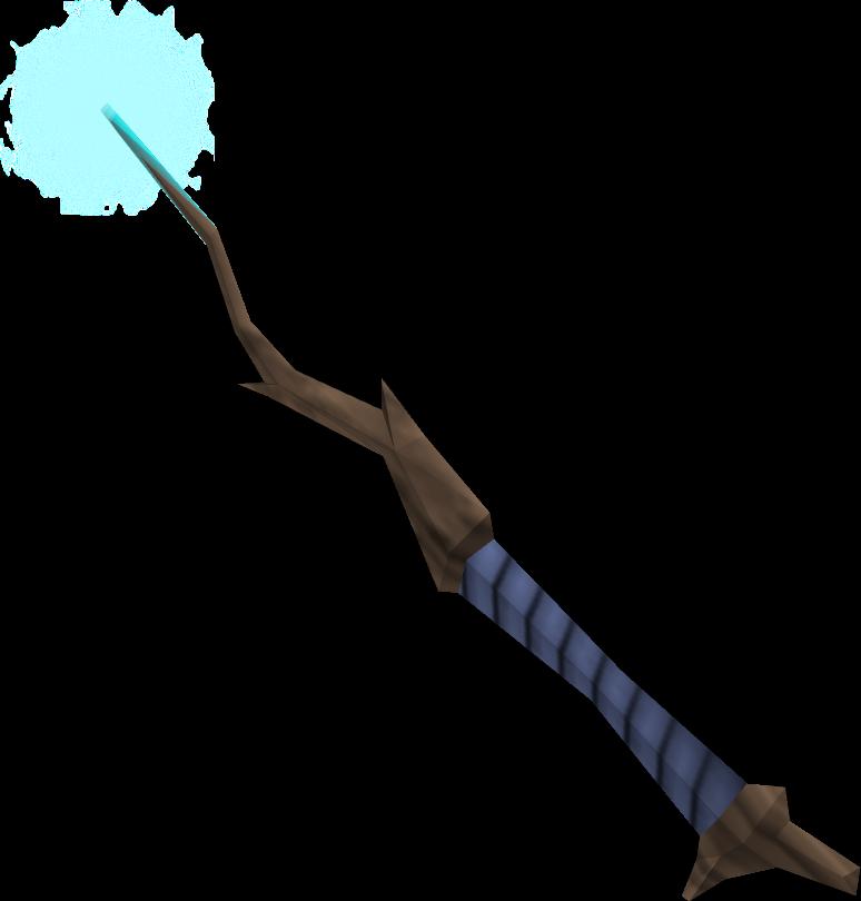 Avernic wand  RuneScape Wiki  FANDOM powered by Wikia