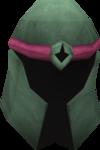 Adamant helm detail