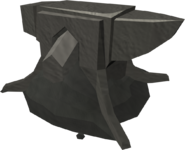 Kethsi unusual anvil