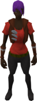 Retro mining overalls