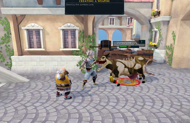 File:Fighting the Zombie Cow.png