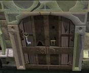 Smithing door