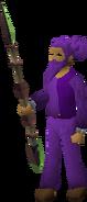 Promethium spear (p++) equipped