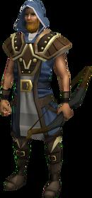 Saradominist scout