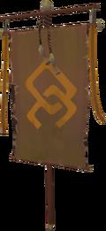 Godless Banner pet