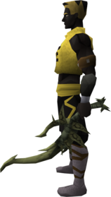 Off-hand drygore longsword (barrows) equipped