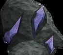 Mithril ore rocks
