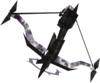 Off-hand ascension crossbow (shadow) detail