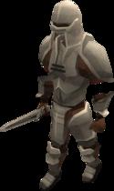 Animated Iron Armour