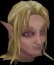 Elf musician chathead