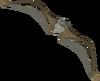 Bovistrangler longbow (u) detail