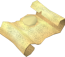 Ghoul Champion's scroll