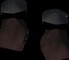 Runic gloves detail