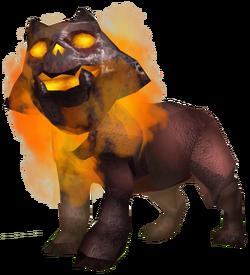Baby-blazehound