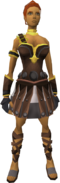 Colosseum outfit equipped (female)
