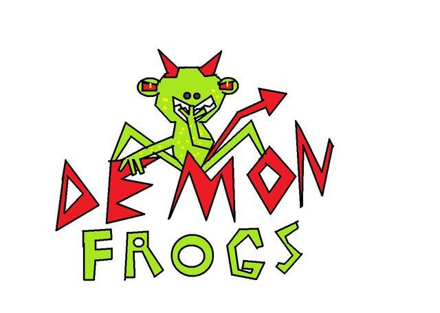 File:Demon Frogs Logo.jpg