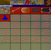 Restless ghost inventory