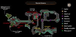 Construction shortcut varrock sewers map