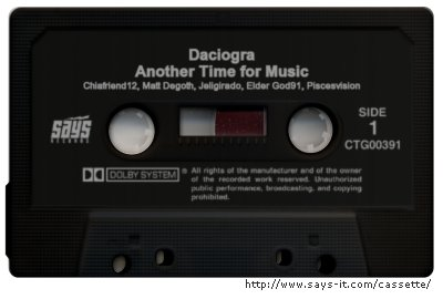 File:Daciogra Another Time for Music tape.jpg