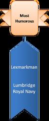 Humorous - Lexmarkman