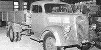 Versorgungs-Lastkraftwagen