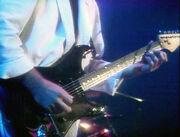 Hentor Sportscaster (Fender Stratocaster), Black 1