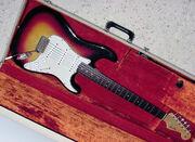 1963 Fender Stratocaster, Sunburst