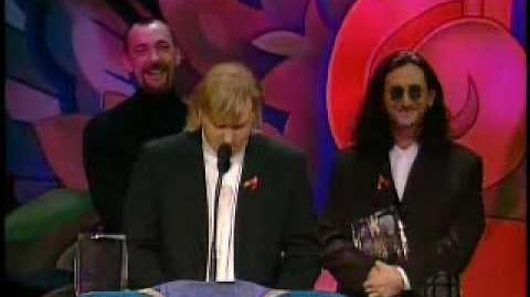 Rush - Interview (Part 2) 1994 Juno Hall of Fame induction
