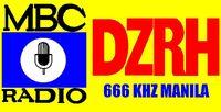 DZRH 666 khz 1990