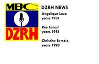MBC DZRH 1981