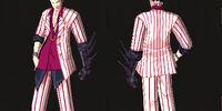 Pink Slim-Fit (Costume)