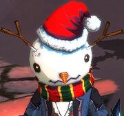 SnowmanHead