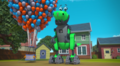Rusty Rivets - Botasaur in Rusty's Balloon Blast 1.png
